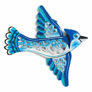 Blue Jay Bird Wall Art