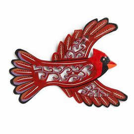 Cardinal Bird Wall Art