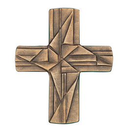 Bronze Tombak Cross