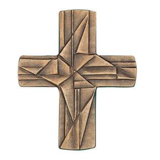 Bronze Tombak Cross