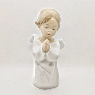 "Lladro Porcelain ""Angel Praying"" - Used, Perfect  Condition with Box"