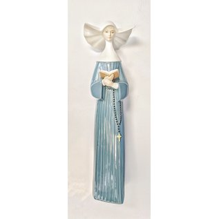 "Lladro Porcelain ""Prayerful Moment"""