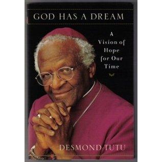 God has a Dream by Desmond Tutu - Used