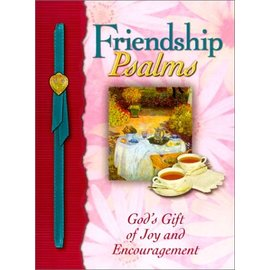 Friendship Psalms, God's Gift of Joy and Encouragement - Used