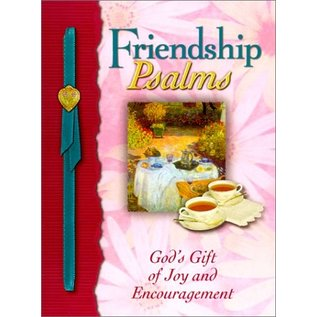 Friendship Psalms, God's Gift of Joy and Encouragement - Used