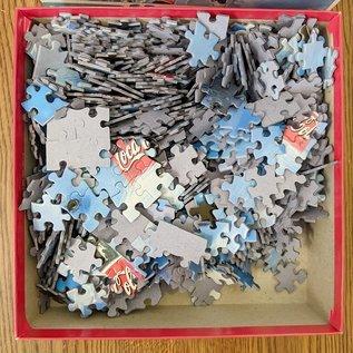 Coca-Cola Polar Bear Puzzle - 1000 pieces