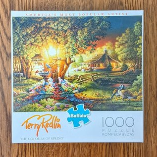 Terry Redlin The Colours of Spring - 1000 Piece Puzzle