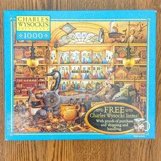 Charles Wysocki's Americana 1000 Piece Puzzle