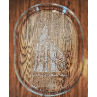 Glass Platters - Church of the Immaculate Conception