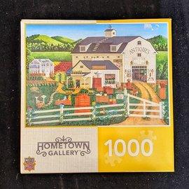 Jodi's Antique Barn 1000 piece puzzle - Used