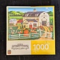 Jodi's Antique Barn 1000 piece puzzle - Used
