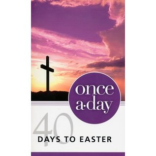 Once a Day: Forty Days to Easter