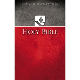 New Revised Standard Version: Holy Bible