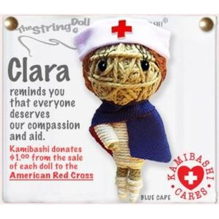The Original String Doll Gang: Clara the Nurse