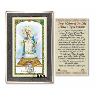 Our Lady of Providence Medal & Prayer Card