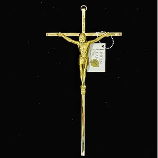 Chapel Crucifix - Gold