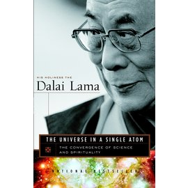 The Universe in a Single Atom by The Dalai Lama - Used