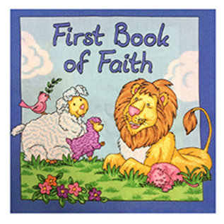 First Book Of Faith Cloth Book