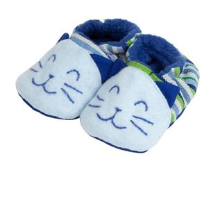 Baby Booties - Adorable Kitties