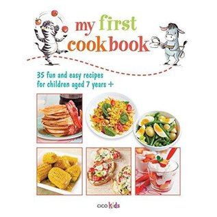 My 1st Cookbook: 35 Fun and Easy Recipes for Children aged 7 years +
