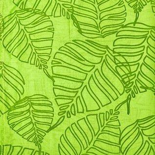 Cotton Screen Printed Fair Trade Scarf