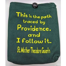 Crossbody Mini Tote - Mother Theodore Quote