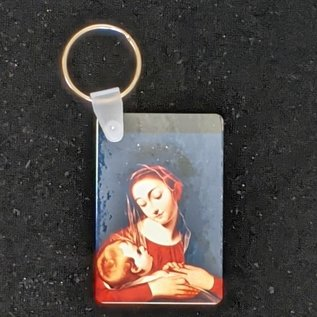 Our Lady of Providence Keychain