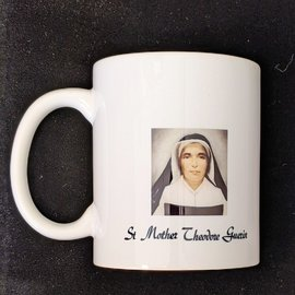 Mother Theodore Guerin Quote Mugs