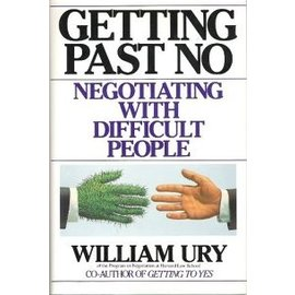 Getting Past No by William Ury - Used