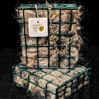 Nesting Cages Made with Alpaca Fur from the White Violet Center