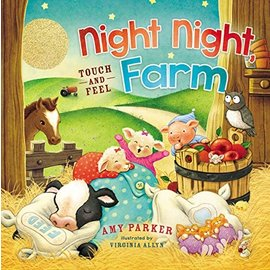 Touch and Feel: Night Night Farm