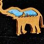 Elephant's Kingdom Laser-cut Scene