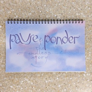 Journal- Pause and Ponder