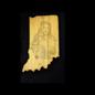 Indiana State Cutting Board