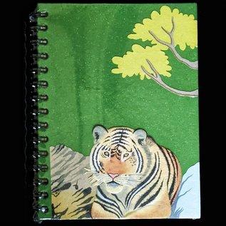 Ellie Pooh Journal - Tiger Design