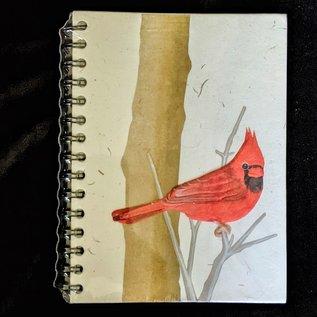 Ellie Pooh Journal - Cardinal