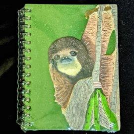 Ellie Pooh Journal - Sloth