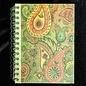 Ellie Pooh Journal - Paisley Design Yellow