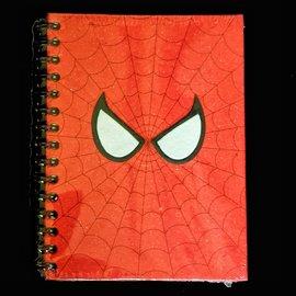 Ellie Pooh Journal - The Arachnid Avenger