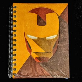 Ellie Pooh Journal - Ironman