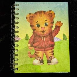 Ellie Pooh Journal - Daniel Tiger