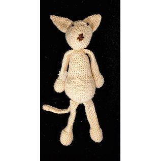 Crochet Doll - Cat