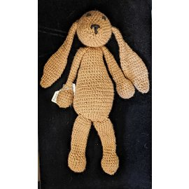 Crochet Doll - Ronnie Rabbit