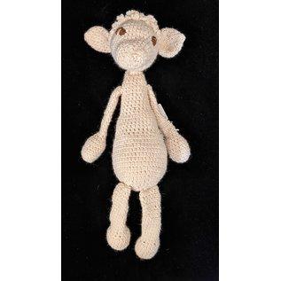 Crochet Doll - Paco Alpaca