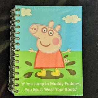 Ellie Pooh Journal - Muddy Puddles