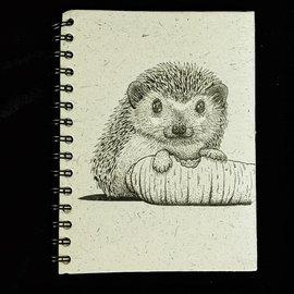 Ellie Pooh Journal - Hedgehog