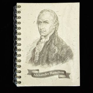 Ellie Pooh Journal - Hamilton Sketch