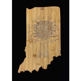 Our Father Indiana Cutting Board