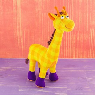 Patchwork Doll- Giraffe