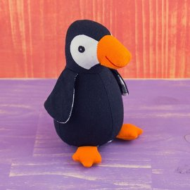 Patchwork Doll - Penguin